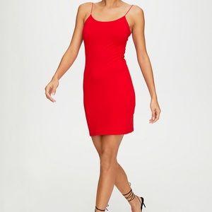 Wilfred Free Bodycon Mini Dress